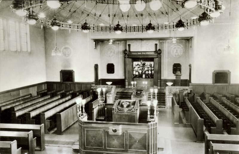 Enschede joods cultureel kwartier for Interieur 1930