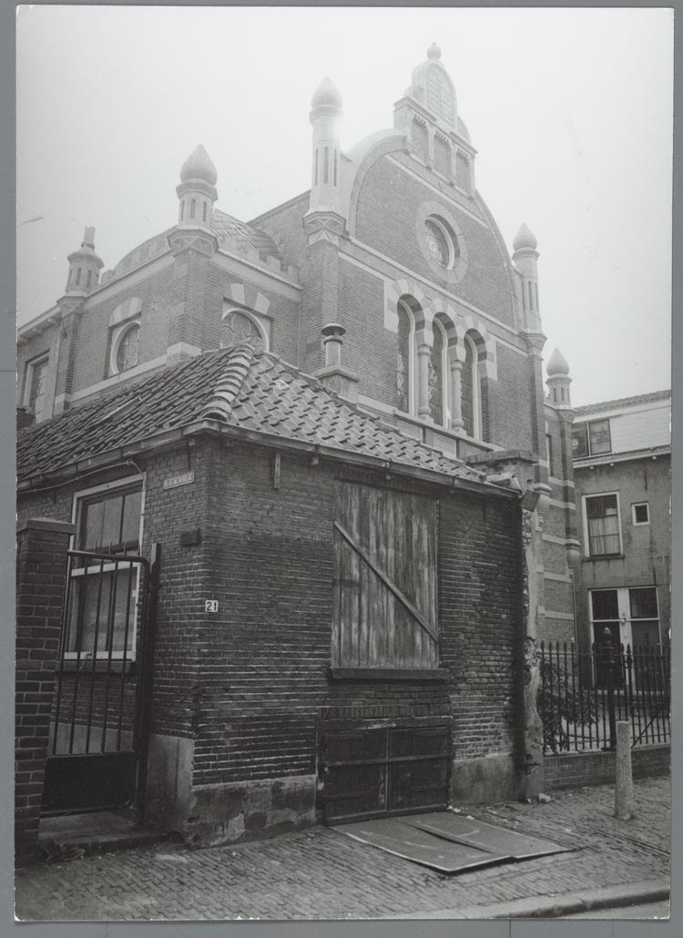 Synagoge in Deventer, ca. 1930