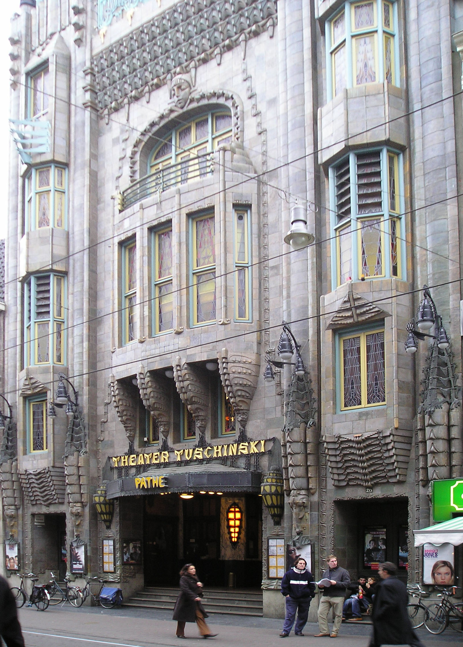 Tuschinski bioscoop Reguliersbreestraat 26-28