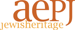 Logo European Association for the Preservation and Promotion of Jewish Culture and Heritage