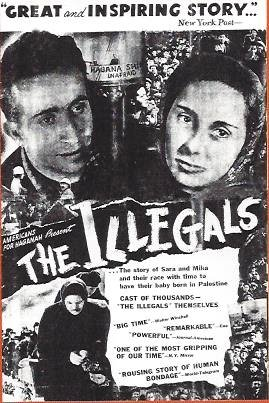 Filmposter: The Illegals