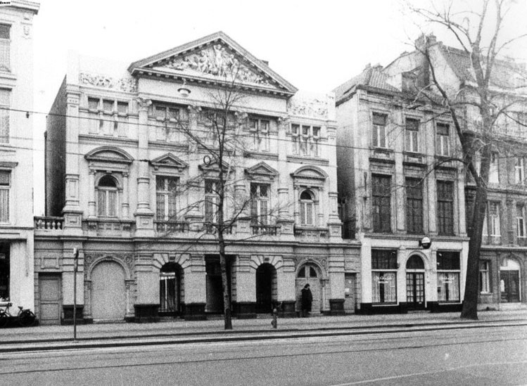 Image result for schouwburg amsterdam wwii